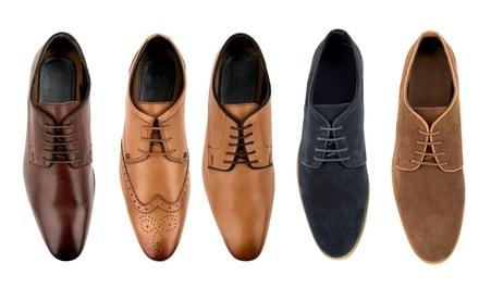Lederschuhe für Herren in Modellen und der Farbe nach Wahl