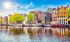 Amsterdam: 1 Tag Weihnachtsshopping für 1 Person inkl. Busreise