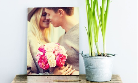 Custom 12x8, 16x12, 36x24, 40x30, or 48x36 Canvas Prints (Up to 87% Off). Five Options Available.