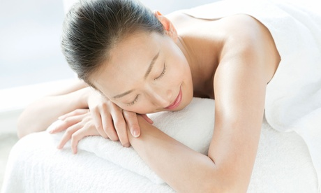 One 60-Minute Deep Tissue Massage at The Ruby Sun (Up to 40% Off)