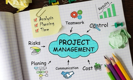 Certificate in Project Management Course $9 or Project Management FiveCourse Bundle $49 Don't Pay up to $669