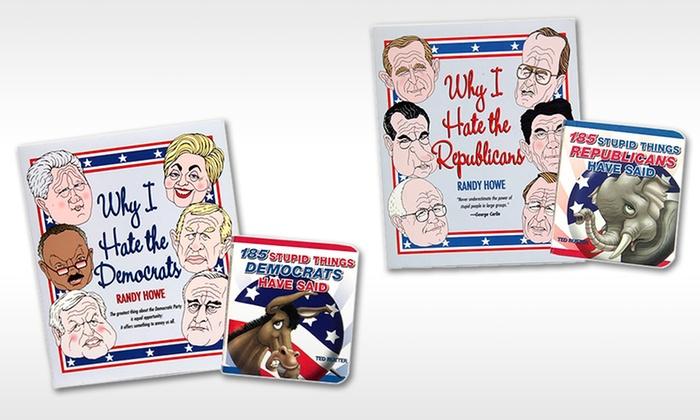 Political Humor Books | Groupon