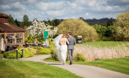 image for Wedding Package for 50 Daytime and 75 Evening Guests at 4* Best Western Plus Magnolia Park Hotel (52% Off)