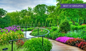 Minnesota Landscape Arboretum: Guest Admission or Membership for Two to Minnesota Landscape Arboretum (Up to $12 Off)