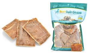 1lb Bag of All-Natural Joint Jerky Bites by Best Bully Sticks