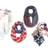Independence Day Americana Themed Scarves