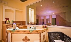 Fiuggi Terme Resort & SPA: Ingresso spa giornaliero di coppia con menu alla carta di 4 portate da Fiuggi Terme Resort & Spa (sconto fino a 45%)