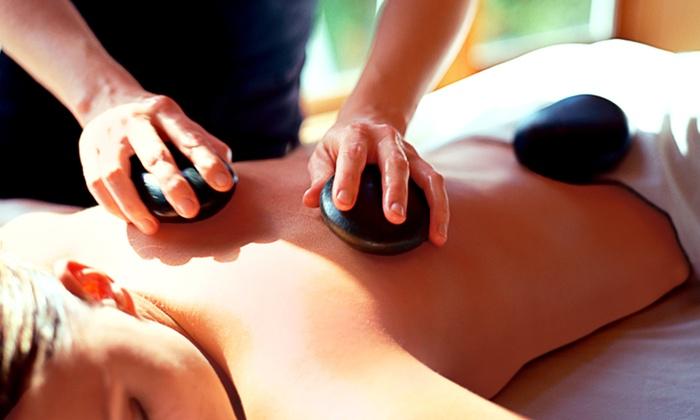 Revive Therapeutic Massage - Schaumburg: $53 for $105 Towards a 90 Minute Hot Stone Massage — Revive Therapeutic Massage