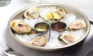 Seafood for Two for Lunch or Dinner at Two Chefs Seafood & Oyster Bar (47% Off)