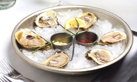 44% Off at Two Chefs Seafood & Oyster Bar