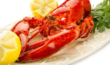 Lobster, Steak, and Seafood from GetMaineLobster.com (Up to 51% Off). Three Options Available.