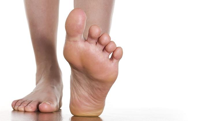 Elite MedSpa - Legacy Center: Laser Toe-Fungus Removal for 1 Toe, 2–5 Toes, or 6–10 Toes at Elite MedSpa (Up to 81% Off)