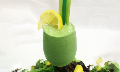 image for 25% Cash Back at Muscle Maker Smoothie Bar and Cafe