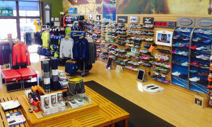 Run With Us - Run With Us: $17 for $40 Worth of Running Products and Apparel at Run With Us