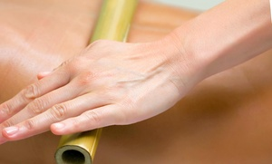 Amber Boulerice, LMT: A 60-Minute Bamboo Massage at Amber Boulerice, LMT - Massage Therapy (40% Off)