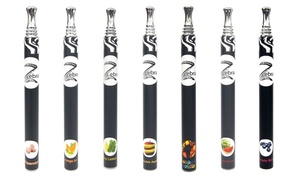 Disposable Flavored E-Hookah from Zebra Smoke
