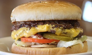 Up to 52% Off at Brownies Hamburgers at Brownies Hamburgers, plus 6.0% Cash Back from Ebates.