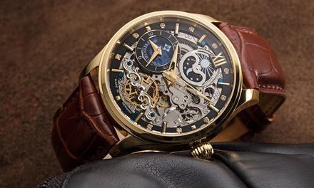 Orologio Pionier uomo modello Miami disponibile in 4 colori