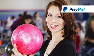 The Strike Paderborn: 2 Std. Burger-Bowling inkl. Leihschuhe für 4, 6 oder 8 Personen bei The Strike Paderborn (bis zu 70% sparen*)