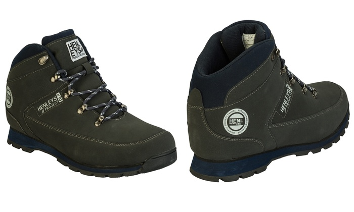 Men's Henley Boots in Choice of Colour