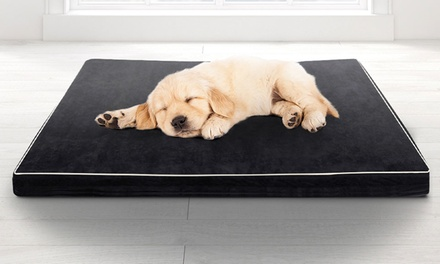 From $19.95 for a Memory Foam Mattress Pet Bed