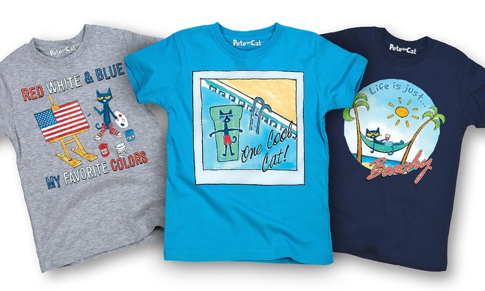 Pete The Cat T Shirts Canada