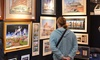 Great Lakes Art Fair - Novi: Admission for Two or Four to the Great Lakes Art Fair on April 8 — 10, 2016 (50% Off)
