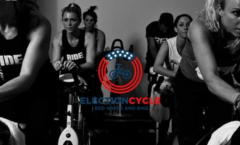 Up to 64% Off Cycling Classes at Election Cycle