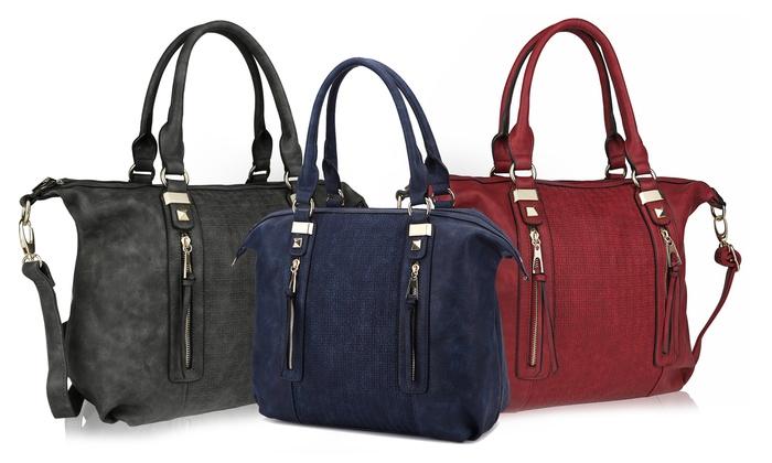 MKF Collection Colmar Weekender Bag