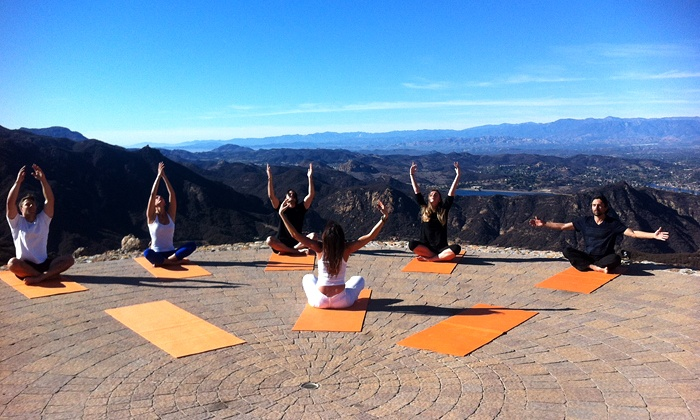 Heal and Soul Yoga & Tai Chi  - Encino: One or Three Months of Outdoor Yoga and or Indoor Tai Chi Classes at Heal and Soul Yoga & Tai Chi (Up to 78% Off)
