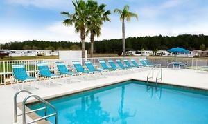 Florida RV Resort Just North of Tampa