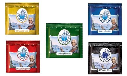 Fino a 600 cialde di Caffè Borbone ESE 44 mm, disponibili in 5 miscele e con spedizione gratuita
