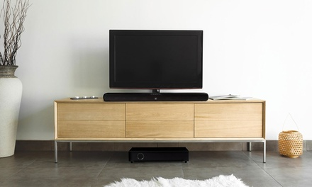 KitSound Stadium 120 Soundbar and Subwoofer for £79 With Free Delivery