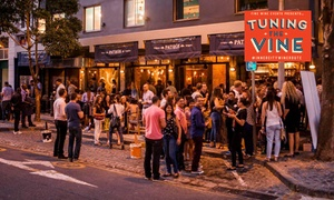 Tuning the Vine #Innercitywineroute: Double General Tickets for R149 to Tuning The Vine #InnerCityWineRoute (50% Off)
