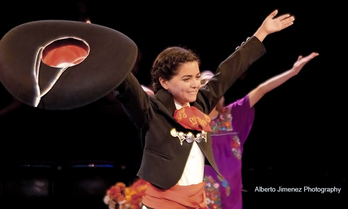 """""""Mariachi Girl"""" - Vickery: Dallas Children's Theater's """"Mariachi Girl"""" at Rosewood Center on March 21–April 5 (Up to 46% Off)"""