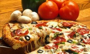 Pizzeria Ristorante Sunshine: Fritti, pizza alla carta e sorbetto con bevanda per 2 o 4 persone da Pizzeria Ristorante Sunshine (sconto fino a 56%)