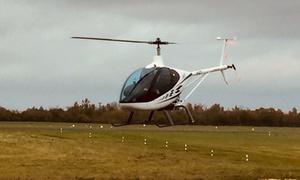 Initiation au pilotage d'un hélicoptère ultra léger