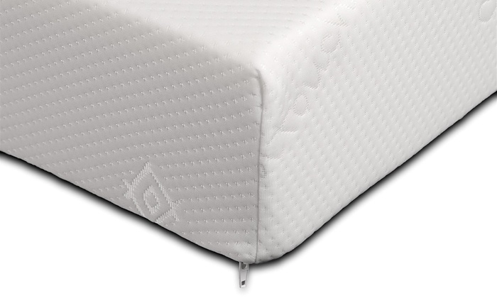 Orthopaedic Zipped Memory Foam Mattress