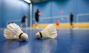 Badminton: godzina gry za 21 zł i więcej opcji w Śląskim Centrum Tenisa (do -32%)