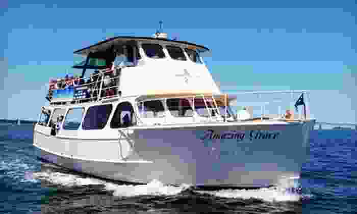 Oldport Marine Harbor Tours - Newport: One-Hour Weekday or Weekend Harbor Tour for Two from Oldport Marine Services in Newport (Half Off)