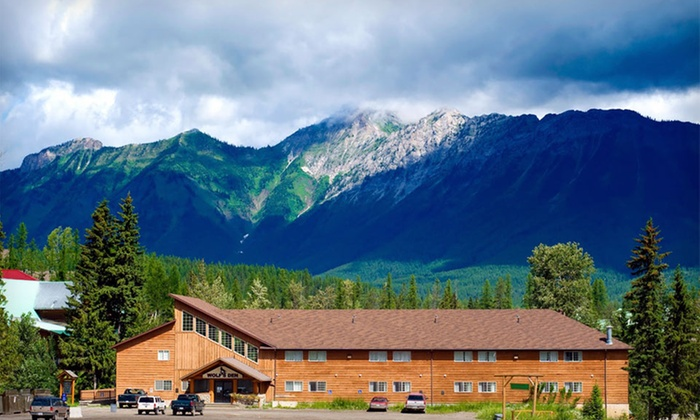 Fernie Slopeside Lodge - Fernie, BC: Two-Night Stay with Bike Trail or Scenic Chairlift Passes at Fernie Slopeside Lodge in Fernie, BC