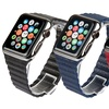 Leather Strap with Magnetic Closure for Apple Watch