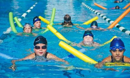 $115 for 8 Indoor Swim Lessons at BRITISH SWIM SCHOOL ($211 Value)