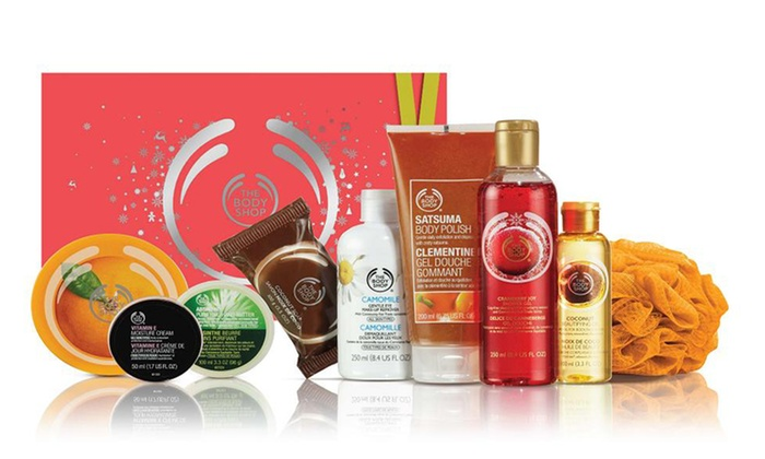 The Body Shop - Sudbury / North Bay: 15 for $30 Worth of Natural Skincare, Gifts, Makeup, Hair, Fragrance and Body Care Products at The Body Shop