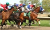 Monmouth Park Racetrack – Up to 52% Off Horse Racing Package