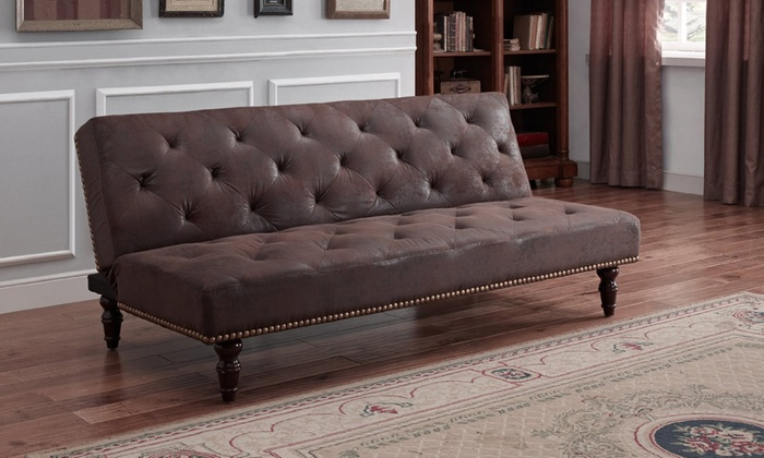 Luxury Victorian Sofa Bed