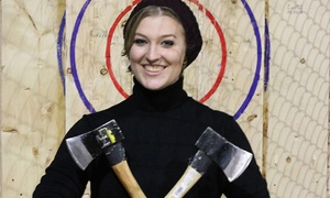 Up to 39% Off Axe-Throwing Sessions at Axe Throwing Tampa at Axe Throwing Tampa, plus 6.0% Cash Back from Ebates.
