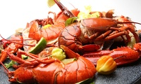£100 to Spend on Food and Drink at Lobster London (51% Off)