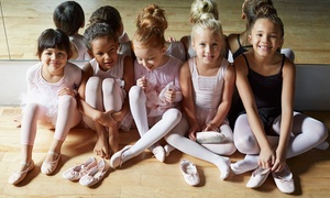 Eisenhower Dance Center: Summer Dance Camp at Eisenhower Dance Center (Up to 39% Off). Four Options Available.