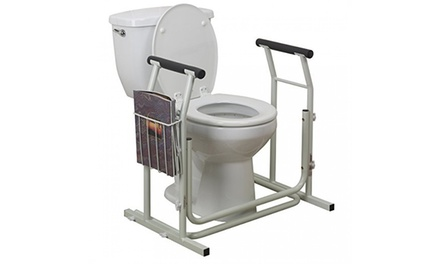 One (AED 189), Two (AED 369) or Three (AED 549) Toilet Support Rails